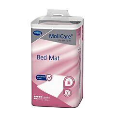 Hartmann MoliCare Premium Bed Mat Alèse 7 Gouttes 60x90cm 25 Pièces