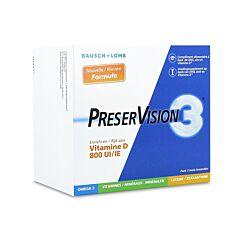 PreserVision 3 + Vitamine D 800UI 180 Gélules NF