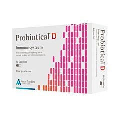 Probiotical D 10 Capsules