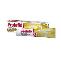Protefix Crème Adhésive Premium Prothèse Dentaire Tube 40ml