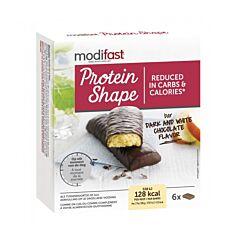 Modifast Protein Shape Barre Chocolat Noir & Blanc 6 Pièces