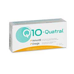 Q10 Quatral Immunité & Energie 2x28 Gélules