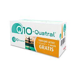 Q10 Quatral 2x28 Gélules + PROMO 2x7 Gélules GRATUITES