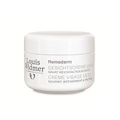 Louis Widmer Remederm Gezichtscrème Parfum UV20 50ml