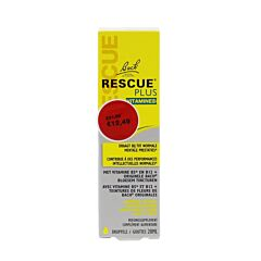 Bach Rescue Plus Vitaminen Druppels 20ml Promoprijs