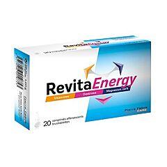 Revita Energy 20 Comprimés Effervescents