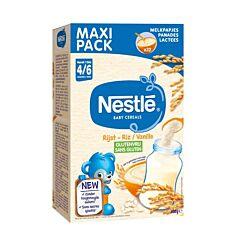 Nestlé Baby Cereals Riz Vanille Sans Gluten 4-6m 500g