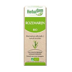 Herbalgem Romarin Macérat Flacon Compte Gouttes 15ml