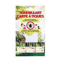 Safecard Carte à Tiques 1 Pièce