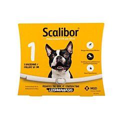 Scalibor Collier Antiparasitaire 48cm pour Petits Chiens & Chiens de Taille Moyenne