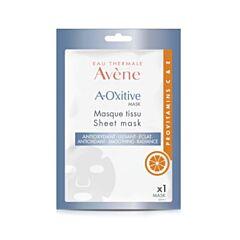Avène A-Oxitive Tissue Masker 1 Stuk
