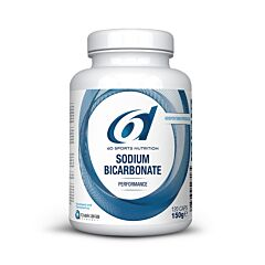 6D Sports Nutrition Sodiumbicarbonaat 120 Capsules