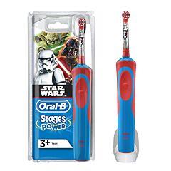 Oral-B Stages Power Elektrische Tandenborstel Kids Star Wars 3+ Jaar 1 Stuk