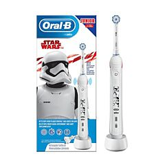 Oral-B Junior Star Wars D501 Brosse à Dents Electrique Enfants 6+ ans 1 Pièce