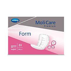 Hartmann MoliCare Premium Form Super Protection dIncontinence 30 Pièces