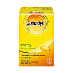 Supradyn Energy Coenzyme Q10 30 Tabletten