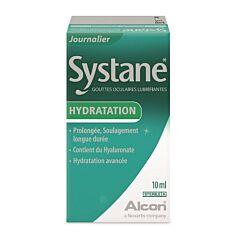 Systane Hydratation Gouttes Oculaires Lubrifiantes Flacon 10ml