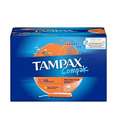 Tampax Compak Super Plus 22 Tampons