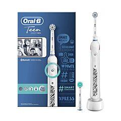 Oral-B Smartseries Teen Elektrische Tandenborstel Wit 1 Stuk