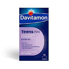 Davitamon Teens Multivitamines 12+ Jaar 60 Capsules