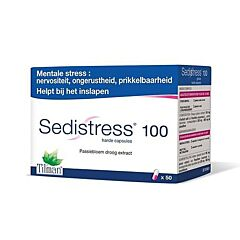 Sedistress 100 50 Capsules