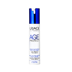 Uriage Age Protect Multiactieve Detox Nachtcrème Airless Flacon 40ml