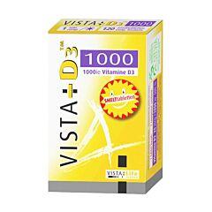Vista-D3 1000 120 Smelttabletten