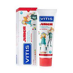 Vitis Junior Gel Tandpasta 6+ Jaar 75ml
