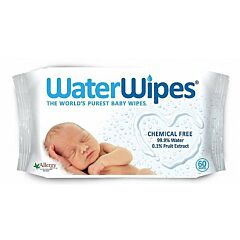 WaterWipes Vochtige Doekjes 60 Stuks
