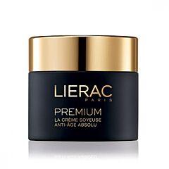 Lierac Premium La Crème Soyeuse Anti-Âge Absolu Pot 50ml