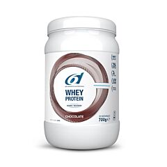 6D Sports Nutrition Whey Protein Chocolate 700g