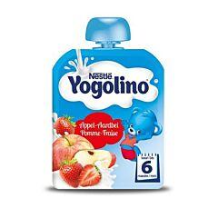 Nestlé Yogolino Appel Aardbei 90g