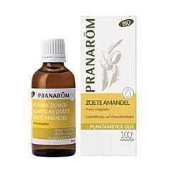 Pranarôm Zoete Amandel Bio Plantaardige Olie 50ml