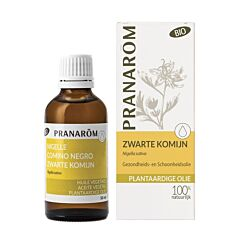Pranarôm Zwarte Komijn Bio Plantaardige Olie 50ml