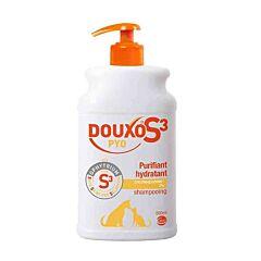 Douxo S3 Pyo Shampooing Chien/Chat Flacon Pompe 200ml