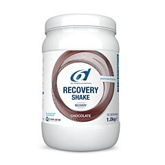 6D Sports Nutrition Recovery Shake Chocolate 1kg