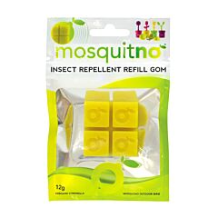 MosquitNo Insect Afwerende Citriodiol Gom Navulling