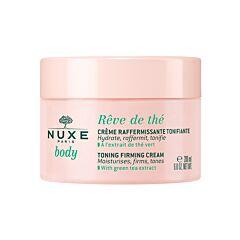 Nuxe Body Rêve de Thé Crème Raffermissante Tonifiante Pot 200ml