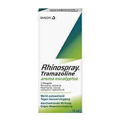 Rhinospray Tramazoline Eucalyptus Nez Bouché Spray Nasal 10ml