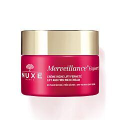 Nuxe Merveillance Expert Liftende en Verstevigende Rijke Crème 50ml