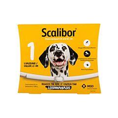 Scalibor Collier Antiparasitaire 65cm pour Chiens de Grande Taille