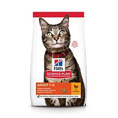 Hills Science Plan Adult Kattenvoer Kip 3kg