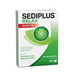 Sediplus Relax Forte 30 Tabletten