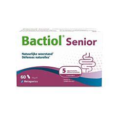 Bactiol Senior Natuurlijke Weerstand 60 Capsules (Vroeger Probactiol Senior)