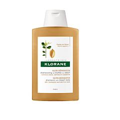 Klorane Nutri-Réparation Shampooing au Dattier du Désert Flacon 200ml