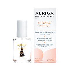 Auriga Si-Nails Varnish Soin des Ongles Flacon 12ml