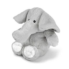 Snuggies Peluche Chauffante Micro-Ondes Eléphant 1 Pièce