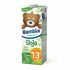 Bambix Groeidrink Soja 1-3J+ 1L