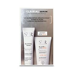 SVR Geschenkkoffer Clairial Serum 30ml + GRATIS Crème SPF50 50ml