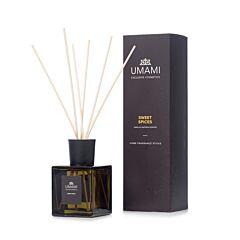 Umami Sweet Spices Geurstokjes Vanille & Saffraan 250ml